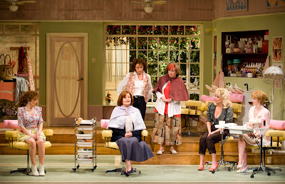 A Scene from Steel Magnolias, photo by Paul Coltas