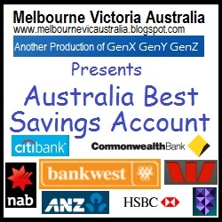 Melbourne Victoria Australia: Australia Best Savings Account