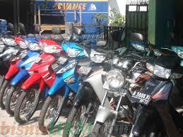 Peluang Bisnis Jual Beli Motor Second