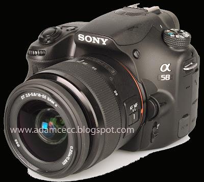 SONY SLT58