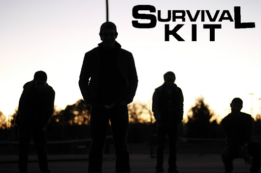 Survival Kit Hits The Studio and Upcoming Shows