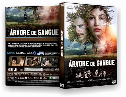 CAPA DVD – Arvore De Sangue – AUTORADO