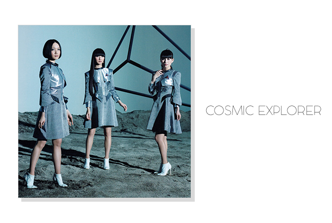 Perfume - Cosmic explorer (Revised edition) | Random J Pop