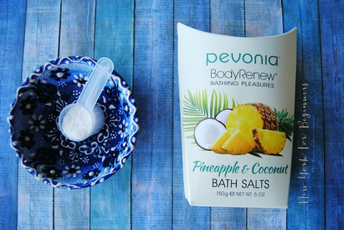 Pevonia BodyRenew Bath Salts review New York For Beginners