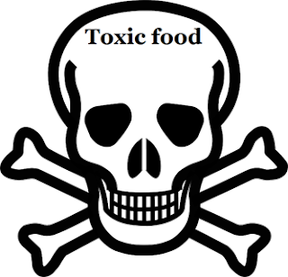 Makanan beracun