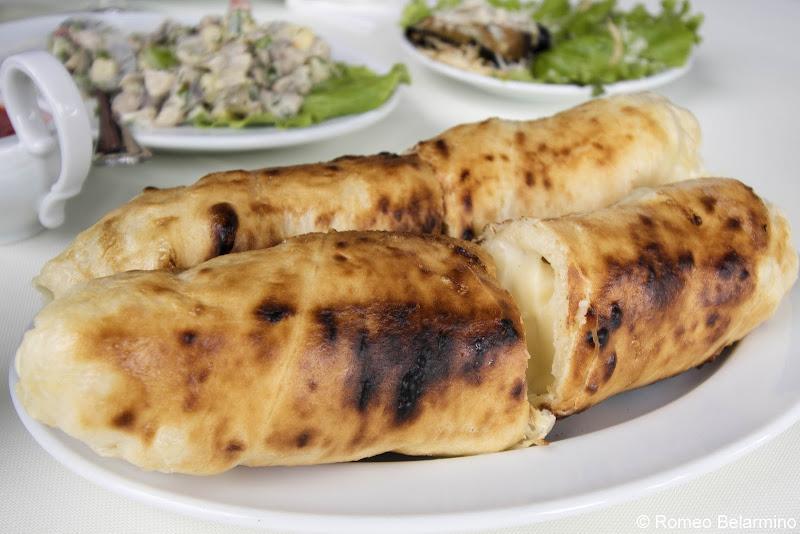 Khachapuri Shampurze ხაჭაპური შამფურზე Georgian Cuisine Traditional Foods