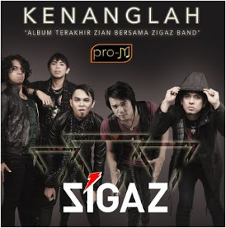 Lagu Zigaz Terbaru Album Kenanglah Mp3 Full Rar 2015 Terlengkap