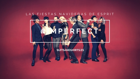 Esprit, #ImPerfect, Campaña, otoño invierno, moda masculina, blog moda masculina, Josh Olins, U Can't Touch This, Mc Hammer, Mooks Hanifah,