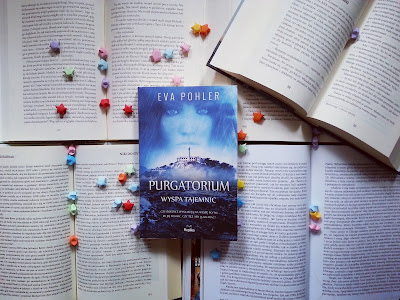 "Eva Pohler - ""Purgatorium. Wyspa tajemnic"""