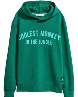 H&M Coolest Monkey in the jngle itself
