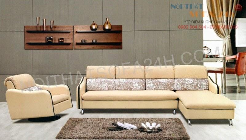 Sofa góc G266