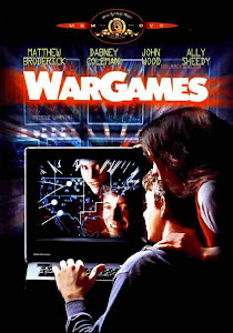 Poster Of Hollywood Film WarGames (1983) In 300MB Compressed Size PC Movie Free Download At worldfree4u.com