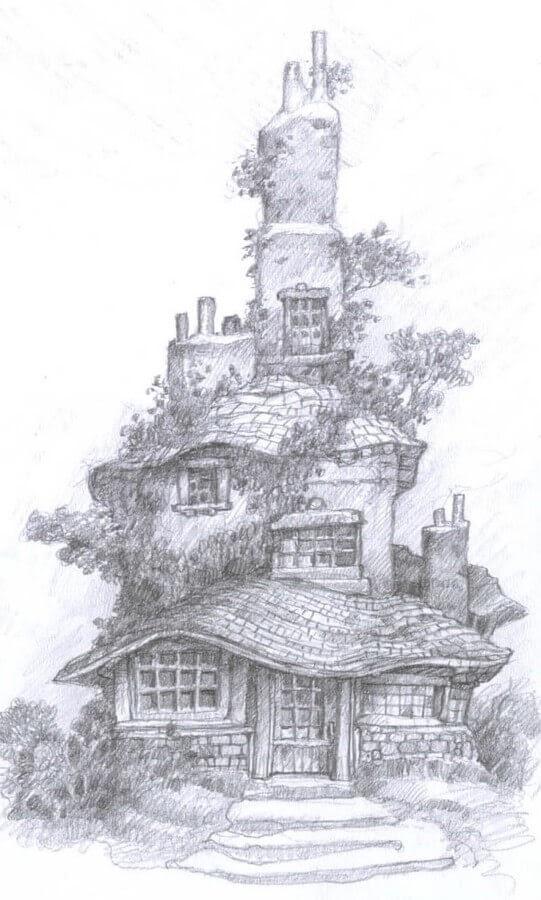 06-Larry-MacDougall-Fantasy Architecture-www-designstack-co