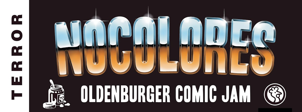NOCOLORES - Der Oldenburger Comic-Jam