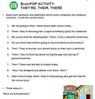 7A Ms. Recalde: Brainpop: Run-on sentences and they're ...