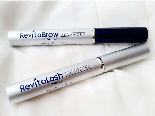 Revitabrow Advanced y Revitalash Advanced