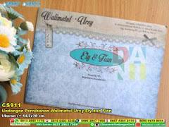 Undangan Pernikahan Walimatul Ursy Ely Dan Fian