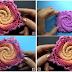 Spiral quadrado para Crochet