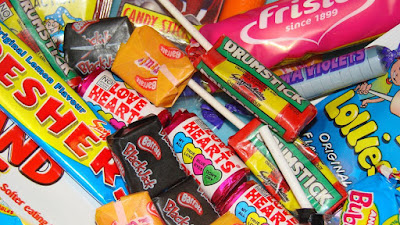 Sweets for new year brain exercise games Monday 005 series