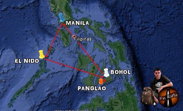 Ruta-Filipinas