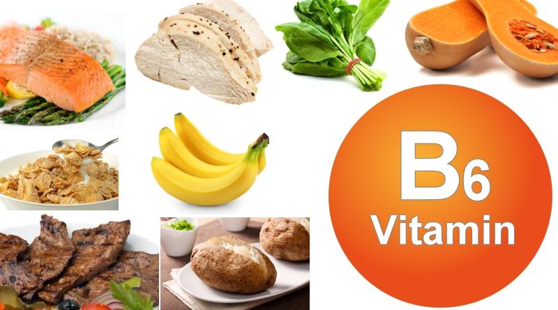 Macam Jenis Vitamin B6 Beserta Fungsi Dan Manfaatnya