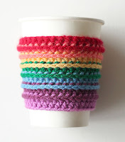 Green Pear Diaries, cubre tazas, arcoiris, Envatotuts+, creatividad