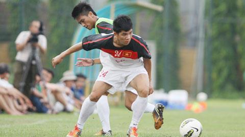 Lối chơi của Ngân Văn Đại phù hợp với chiến thuật của HLV Mai Đức Chung.