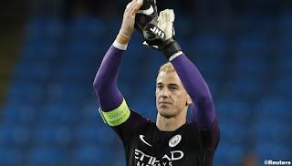 Man Utd: Hart to replace De Gea?