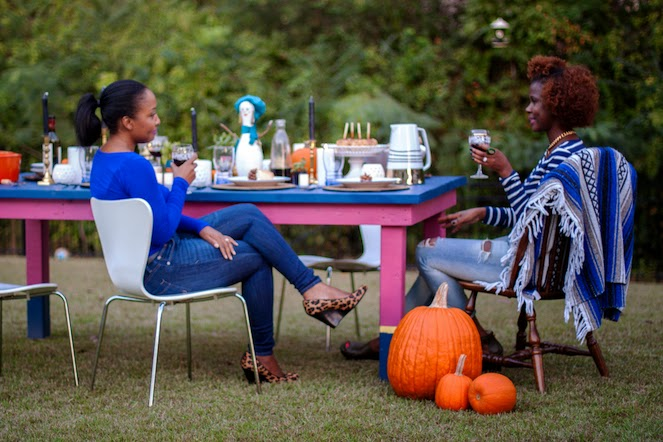 Tips for Hosting a Fabulous Fall Outdoor Party