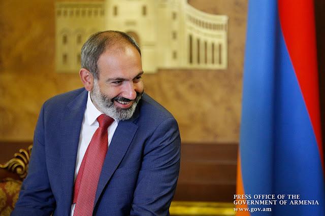 Pashinyan quiere que la diáspora rusa participe en las elecciones de Armenia