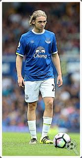 Tom Davies Everton Manchester Cityt