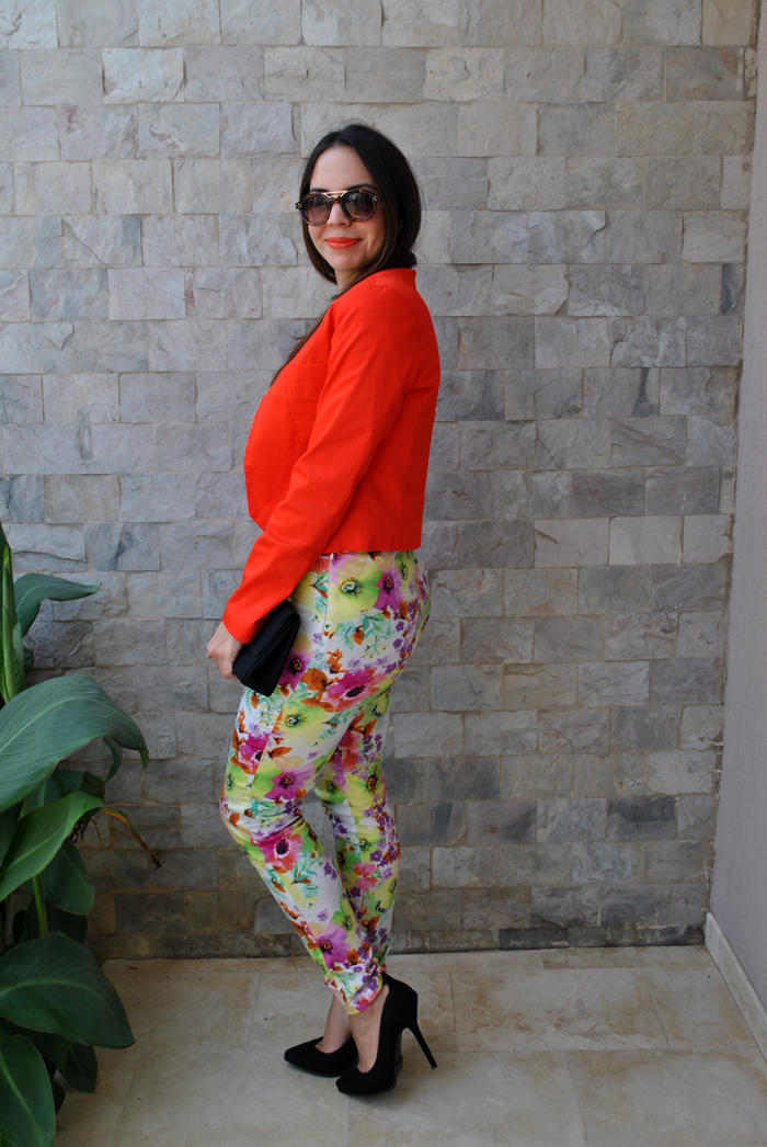 70c070ea Pantalon/Aishop, Blazer/Traki, Zapatos/Zara, Lentes/TrueAddictions, Cartera  y camisa/Sin marca.