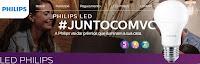 Promoção Philips LED #JuntoComVC www.philipsjuntocomvc.com.br