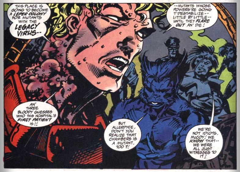 Gentlemen of Leisure: X-amining X-Men (vol  2) Annual #2