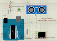 ultrasonic_sensor circuit