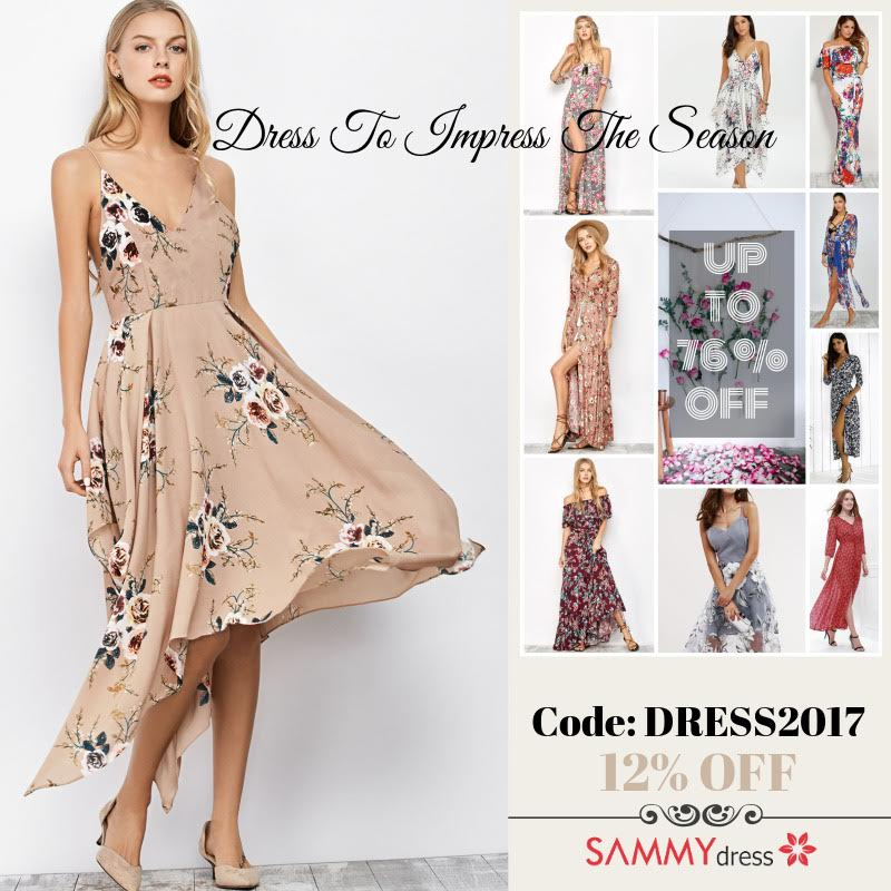 Sammydress Dress to Impress