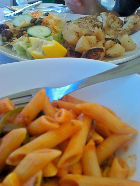 Pranz in Marsaxlokk, Malta