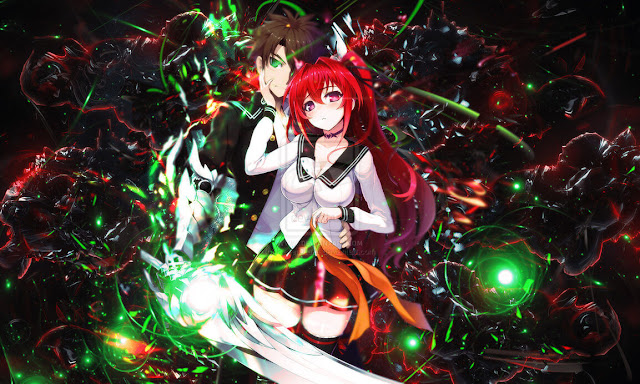 Shinmai Maou no Testament BD Sub Indo : Episode 1-12 END | Anime Loker