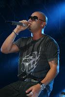 Puerto Rican rapper Wisin (Juan Luis Morera Luna)