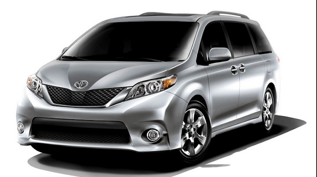 2016 Toyota Sienna New Redesign