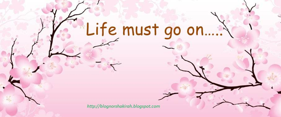 Quote About Life Must Go On 2 Quote