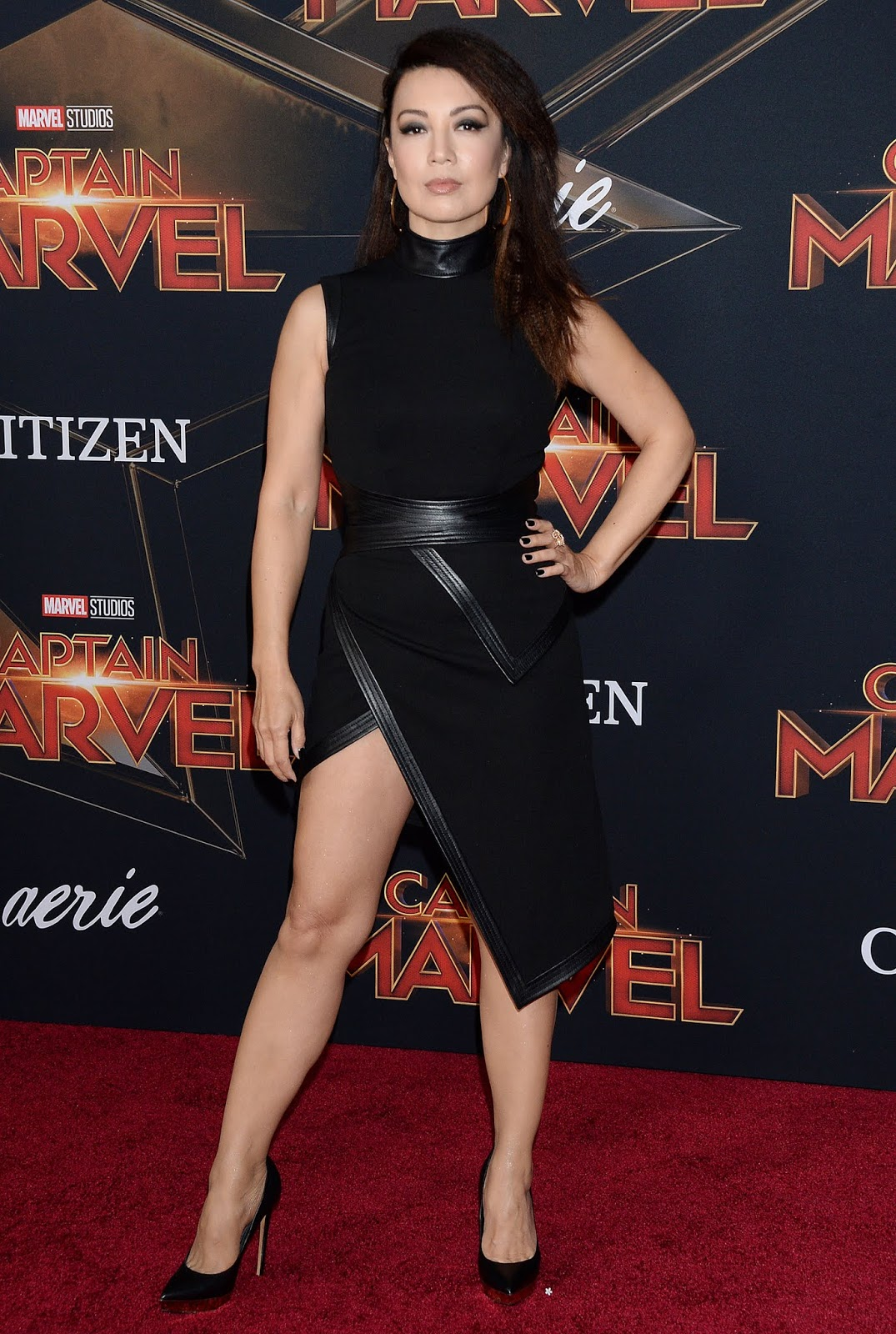 Ming-Na Wen - Captain Marvel Premiere in Hollywood - 03/04/2019