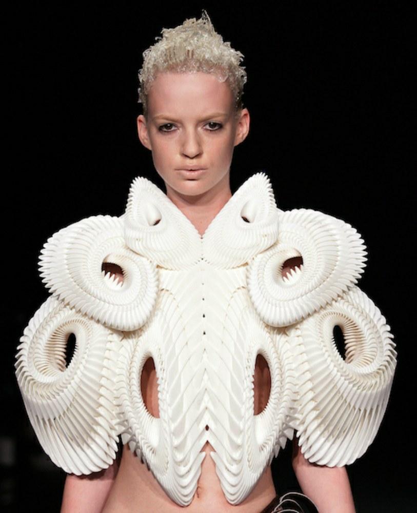 Iris Van Herpen Moda 3d Designaholic
