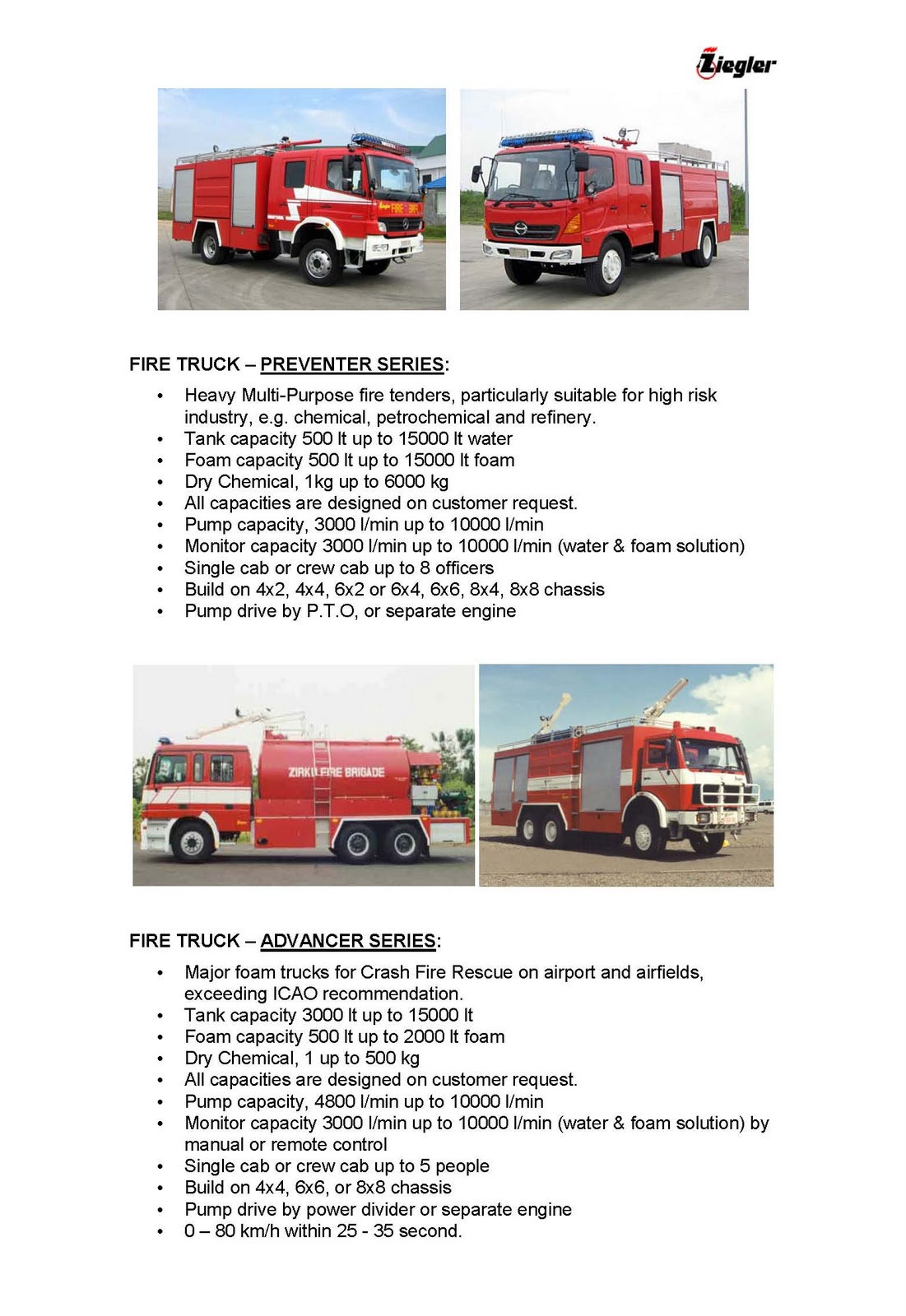 ZIEGLER INDONESIA: ZIEGLER INDONESIA (FIRE TRUCK & SAFETY ...
