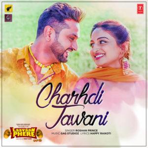 Charhdi Jawani Lyrics - Roshan Prince Song