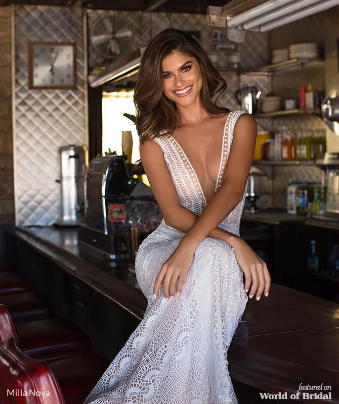 Milla Nova 2019 Wedding Dresses