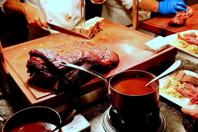 喜來登12廚 下午茶自助餐