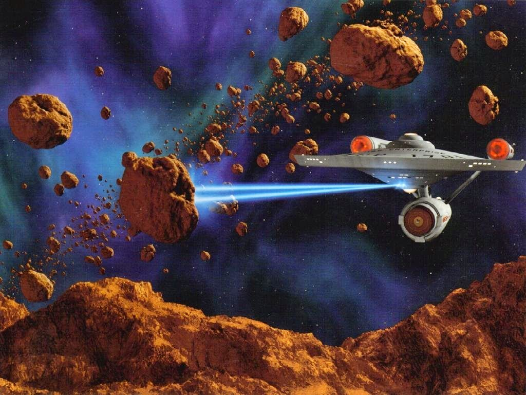 Future War Stories: What We Will Fight Over: Asteroids
