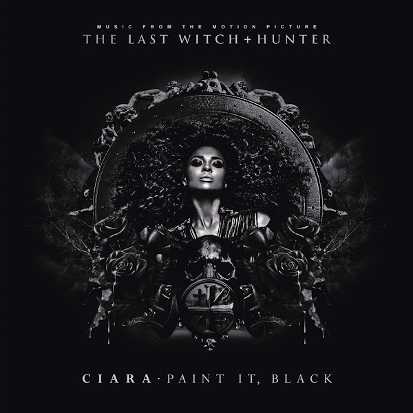 Ciara - Paint It, Black - Single Cover