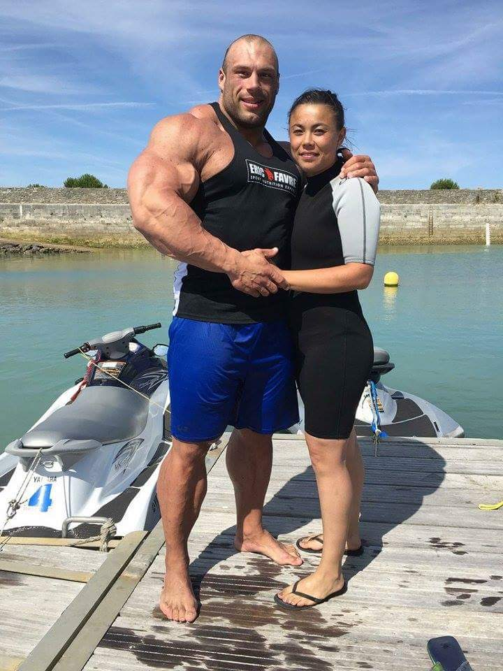 Muscle Lover French Hulk Morgan Aste Quot The Big Rock Quot